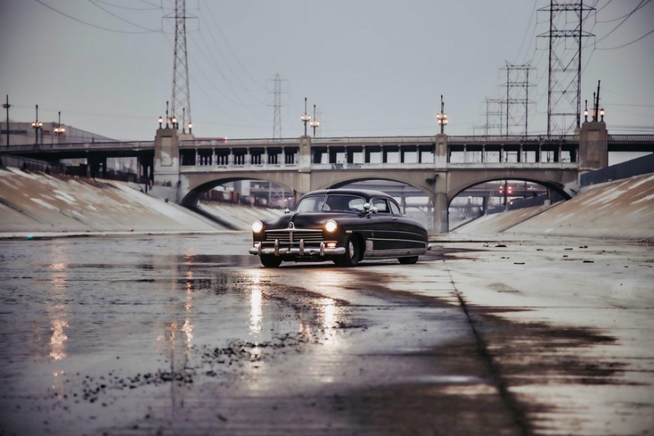 '49 Hudson Commodore coupé... Un sorti de grange de 647 ch signé Icon ! 1