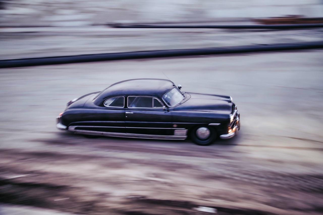 '49 Hudson Commodore coupé... Un sorti de grange de 647 ch signé Icon ! 4