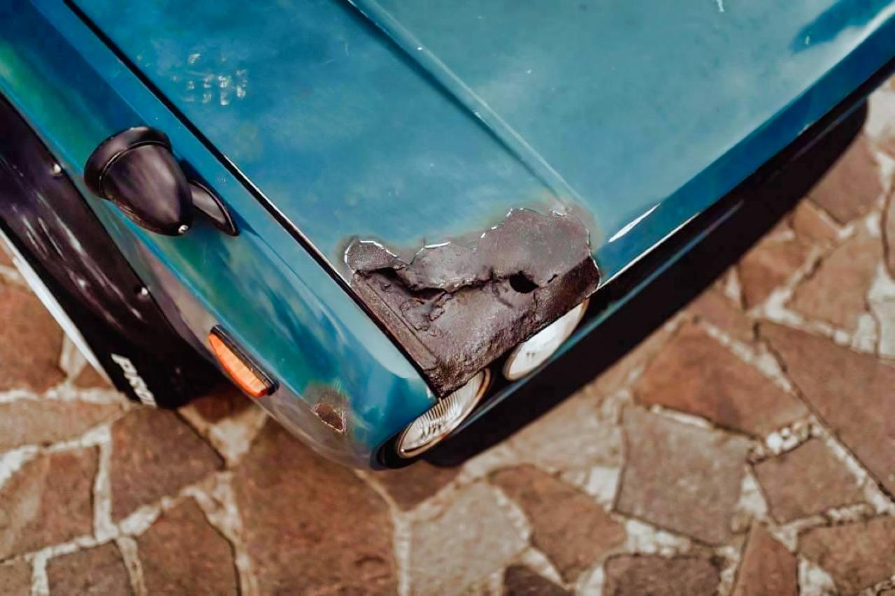 Slammed Lancia Beta HPE... Et pourquoi pas ?! 7