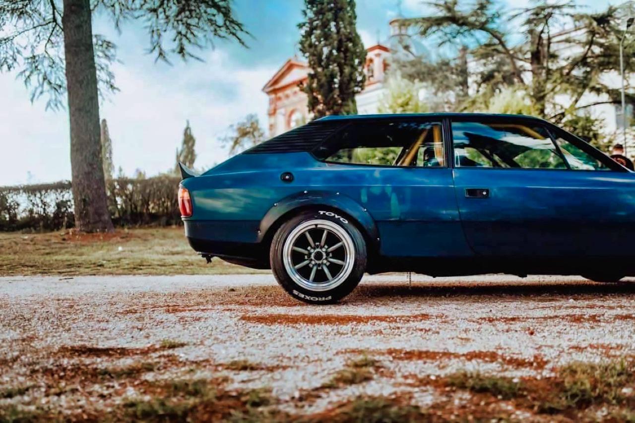 Slammed Lancia Beta HPE... Et pourquoi pas ?! 12