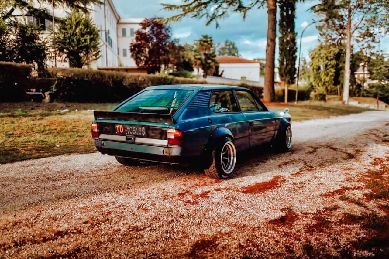 Slammed Lancia Beta HPE... Et pourquoi pas ?! 9
