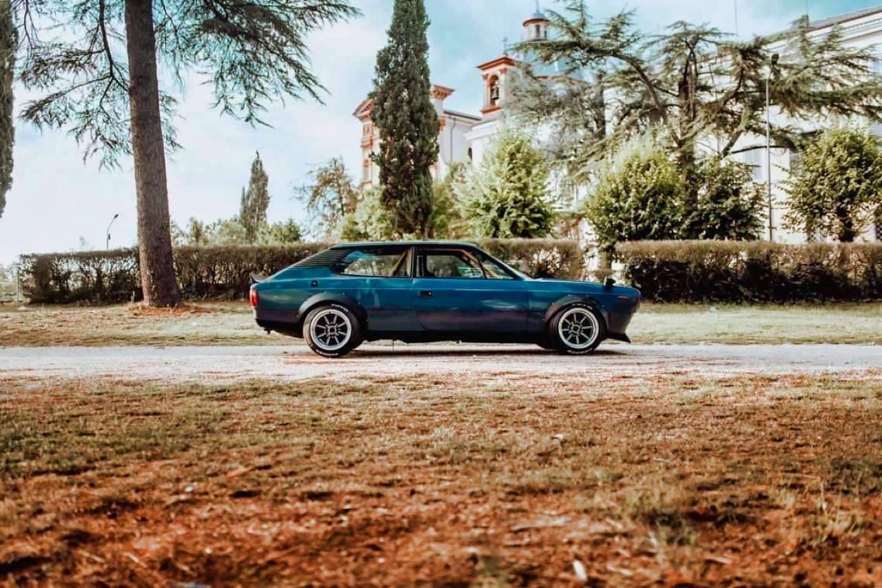 Slammed Lancia Beta HPE... Et pourquoi pas ?! 4