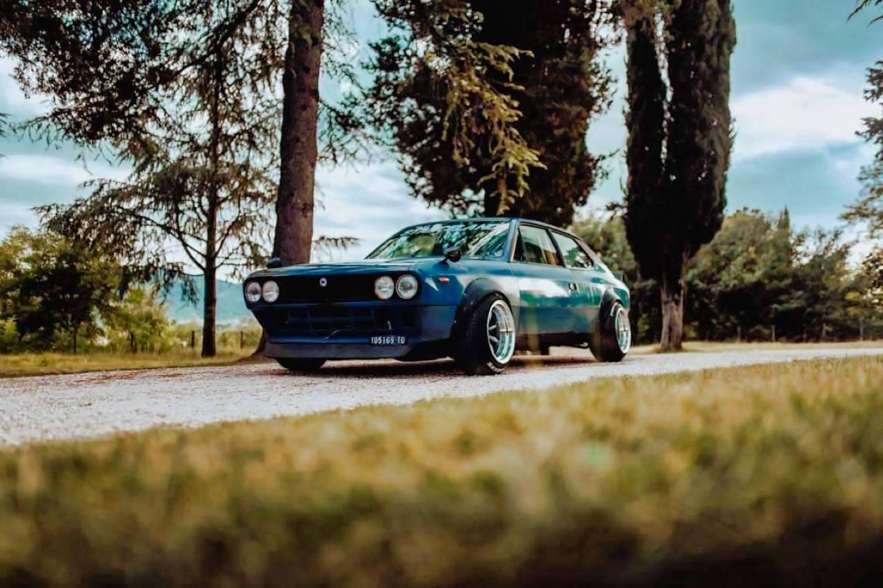 Slammed Lancia Beta HPE... Et pourquoi pas ?! 11