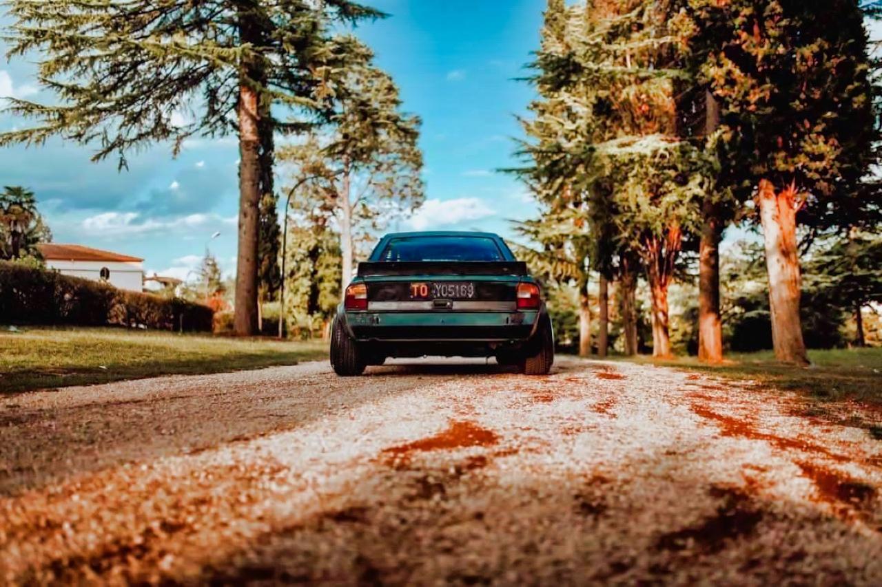 Slammed Lancia Beta HPE... Et pourquoi pas ?! 2