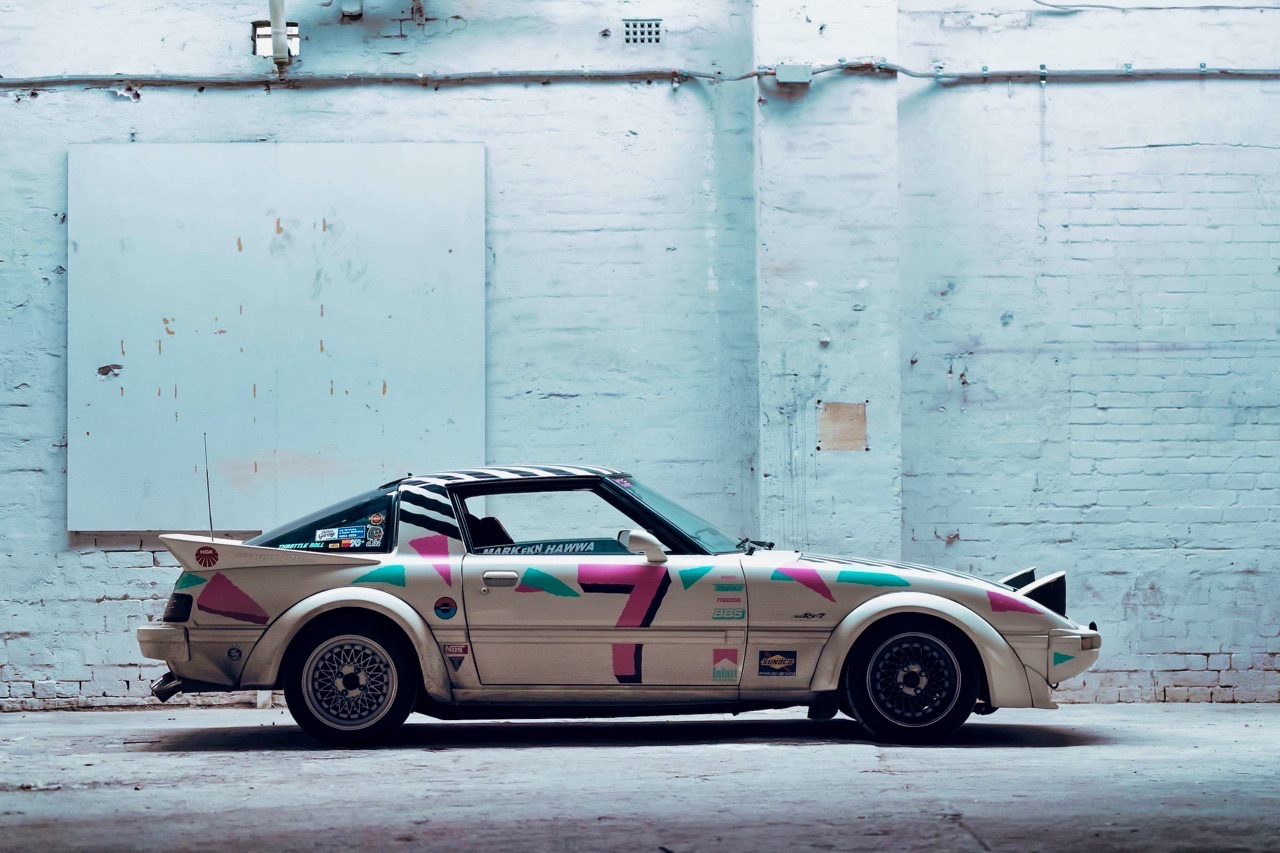 Mazda RX7 FB - The Distinguished Gentleman Ride... 1
