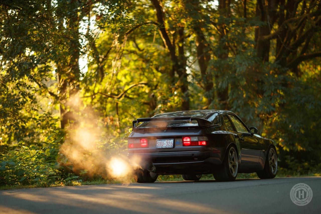 Porsche 944... V6 Turbo ! Vous allez choper le virus... 13