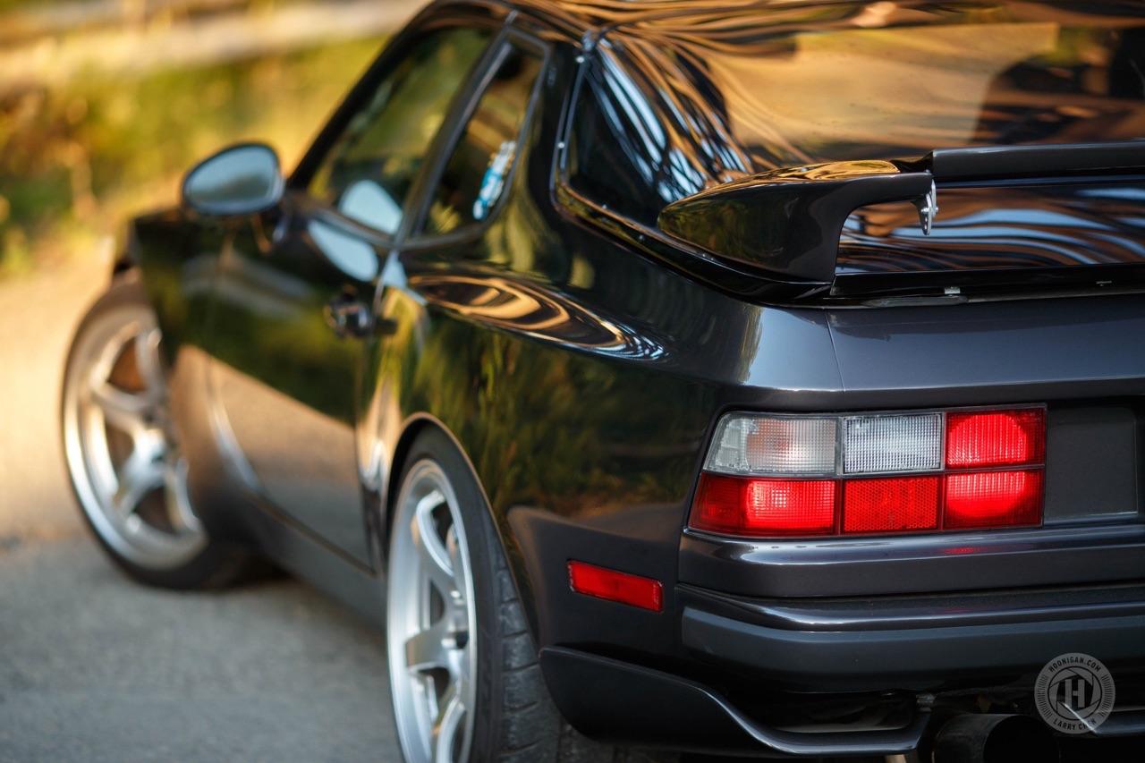 Porsche 944... V6 Turbo ! Vous allez choper le virus... 7