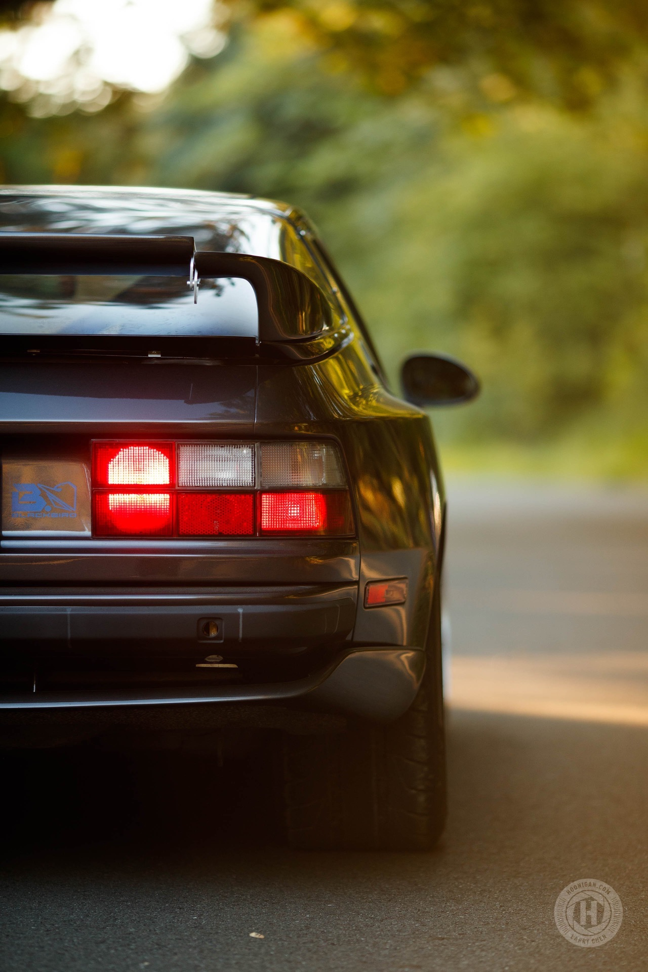 Porsche 944... V6 Turbo ! Vous allez choper le virus... 11