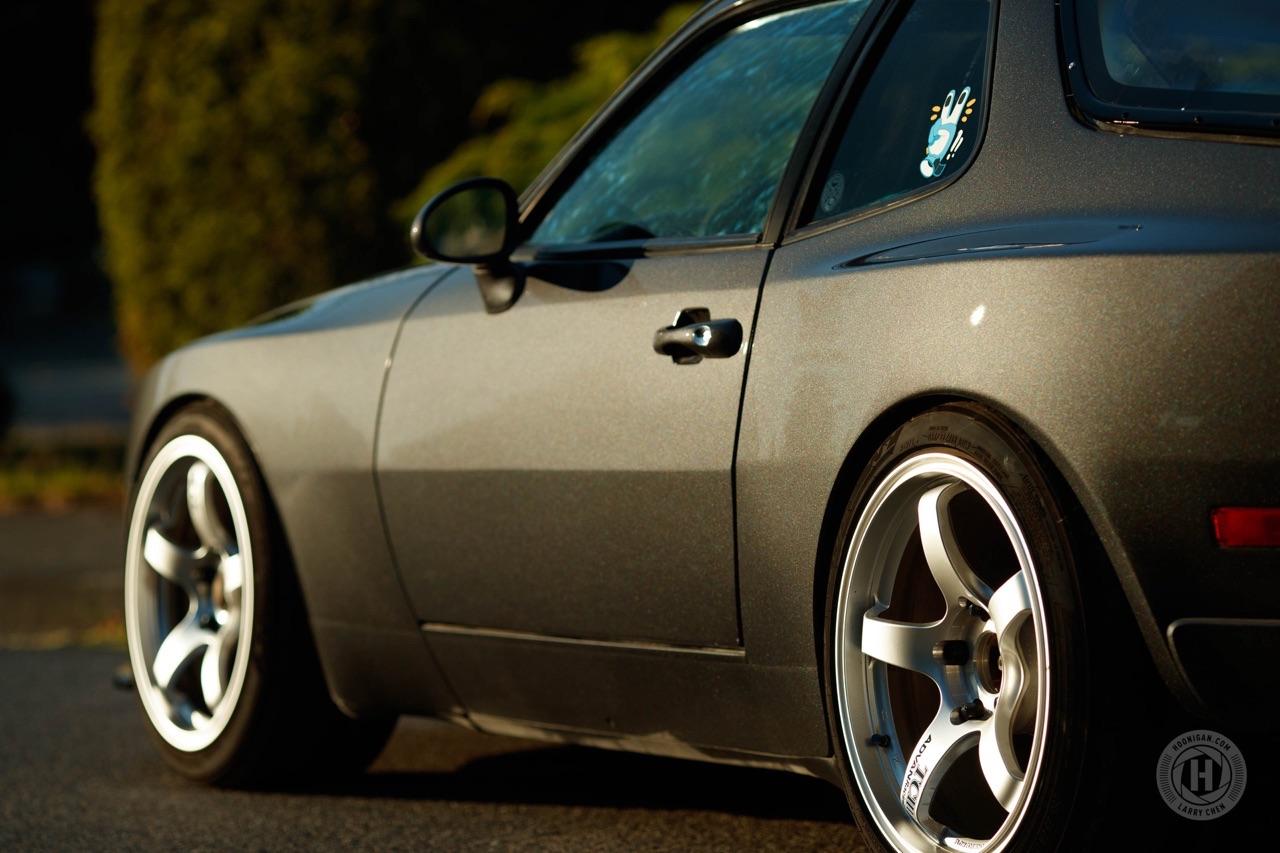 Porsche 944... V6 Turbo ! Vous allez choper le virus... 14