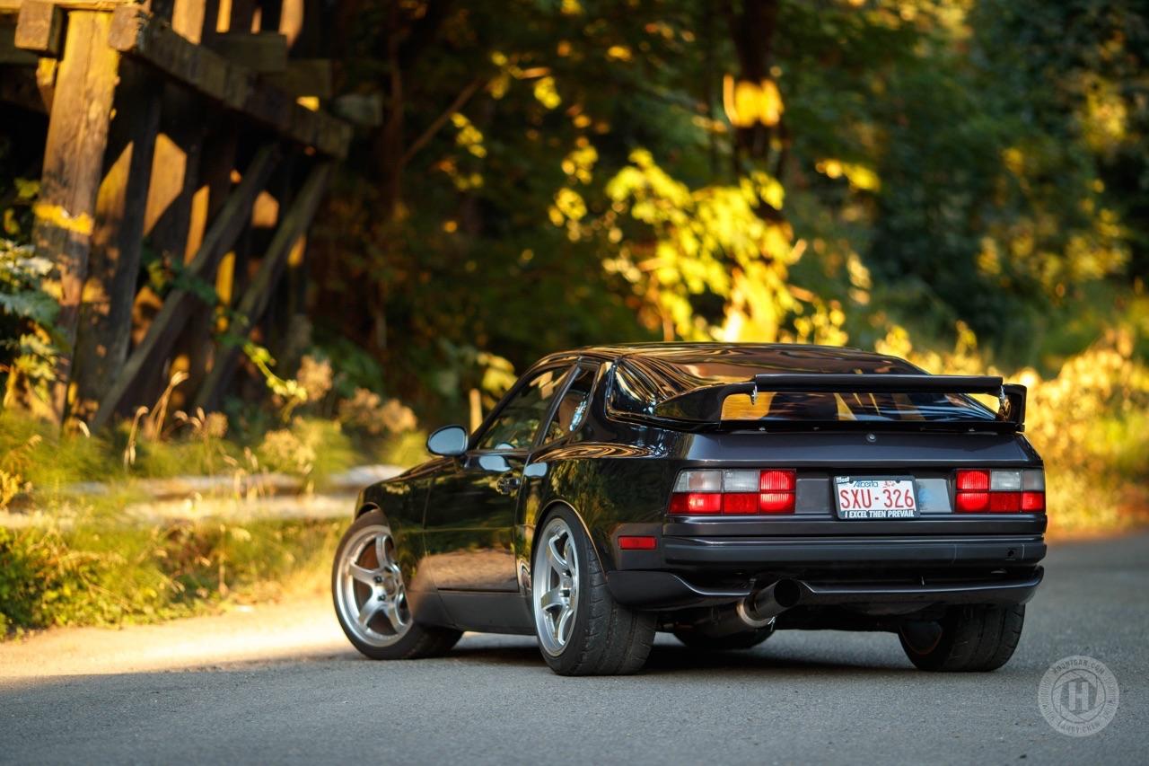 Porsche 944... V6 Turbo ! Vous allez choper le virus... 20