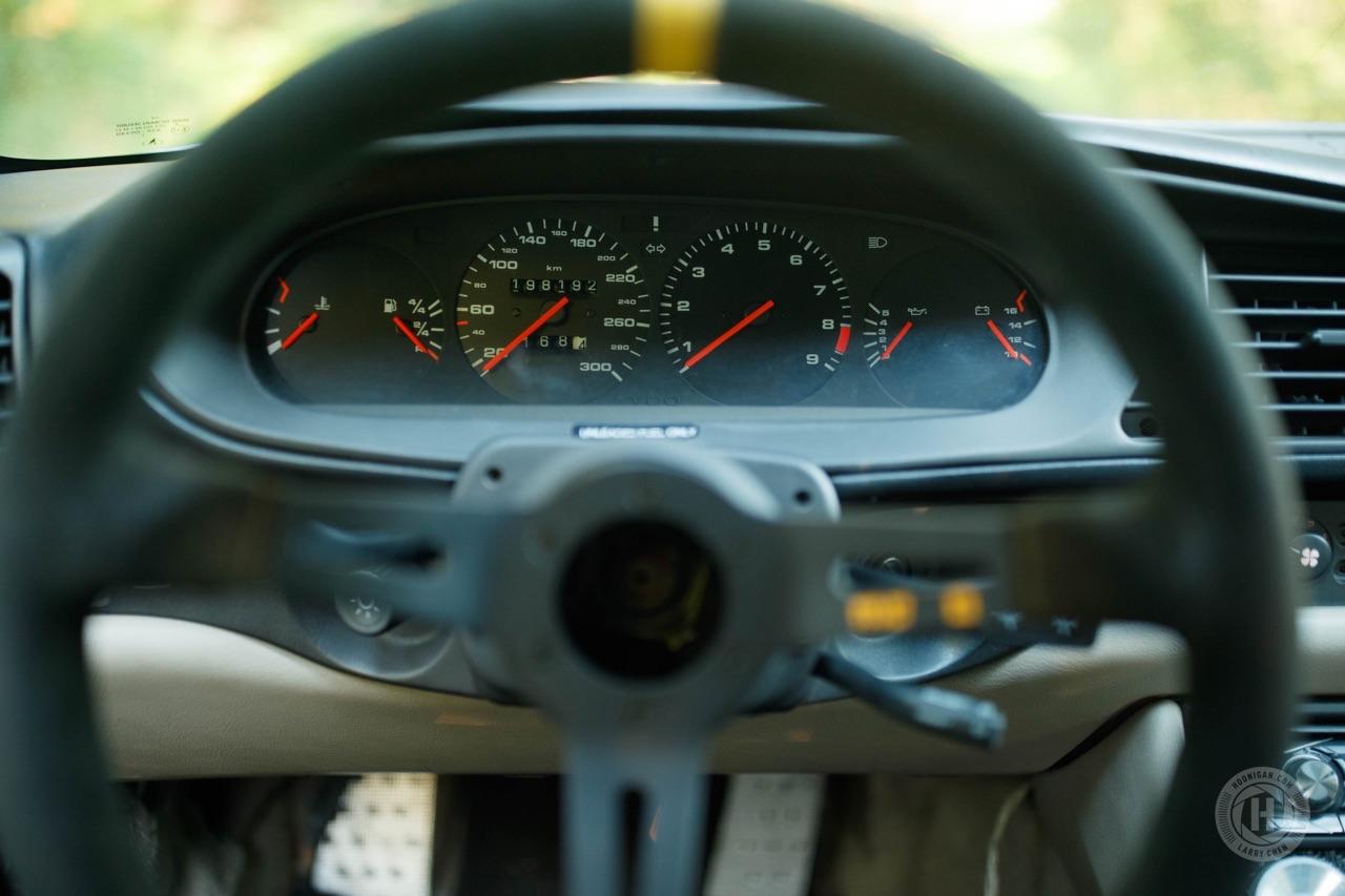Porsche 944... V6 Turbo ! Vous allez choper le virus... 17