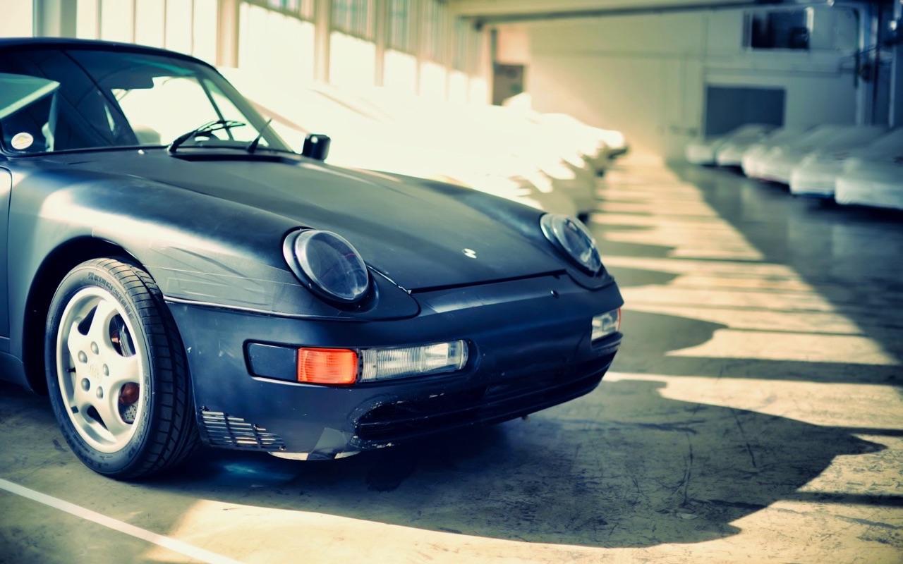 La vraie Porsche 965, c'est elle ! 1