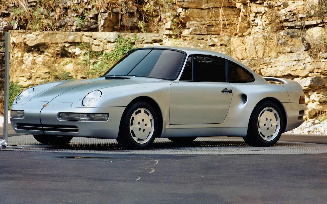 La vraie Porsche 965, c'est elle ! 2