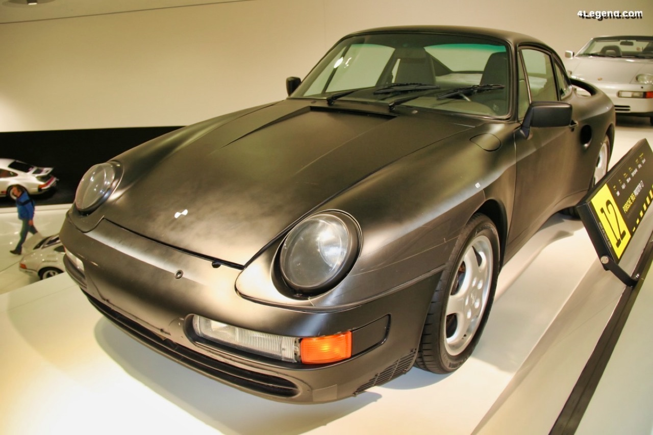 La vraie Porsche 965, c'est elle ! 3