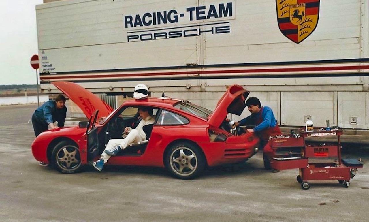 La vraie Porsche 965, c'est elle ! 11