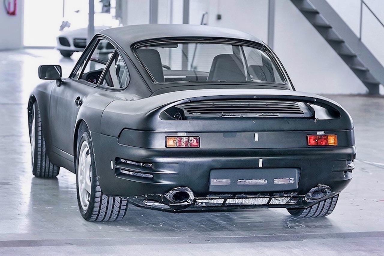 La vraie Porsche 965, c'est elle ! 6