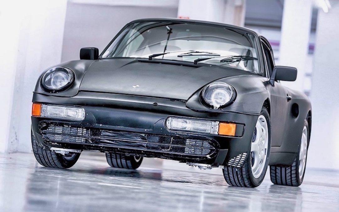 La vraie Porsche 965, c'est elle !