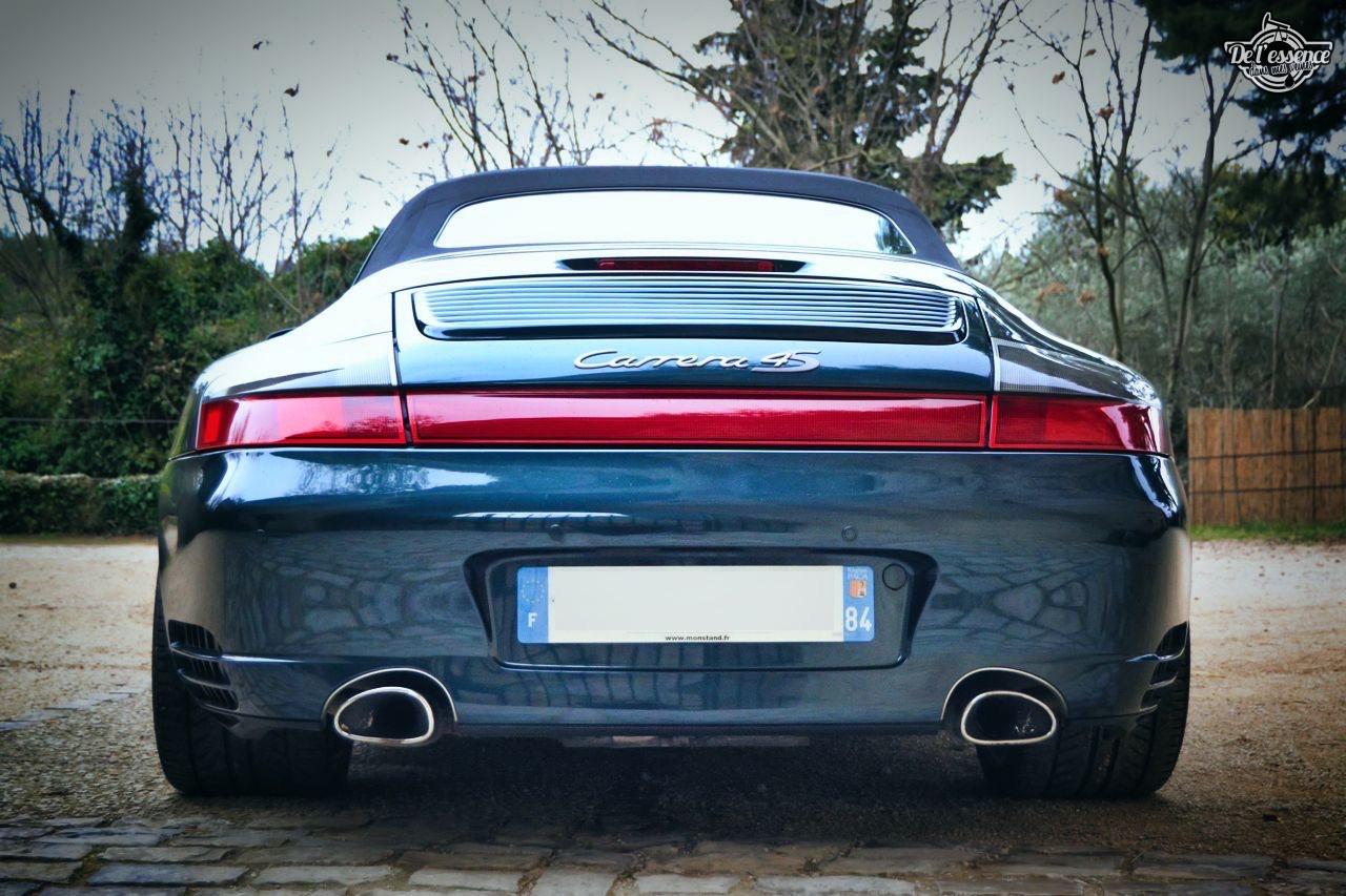 Porsche 996 Carrera 4S Cab... 5 sur 5 ! 15