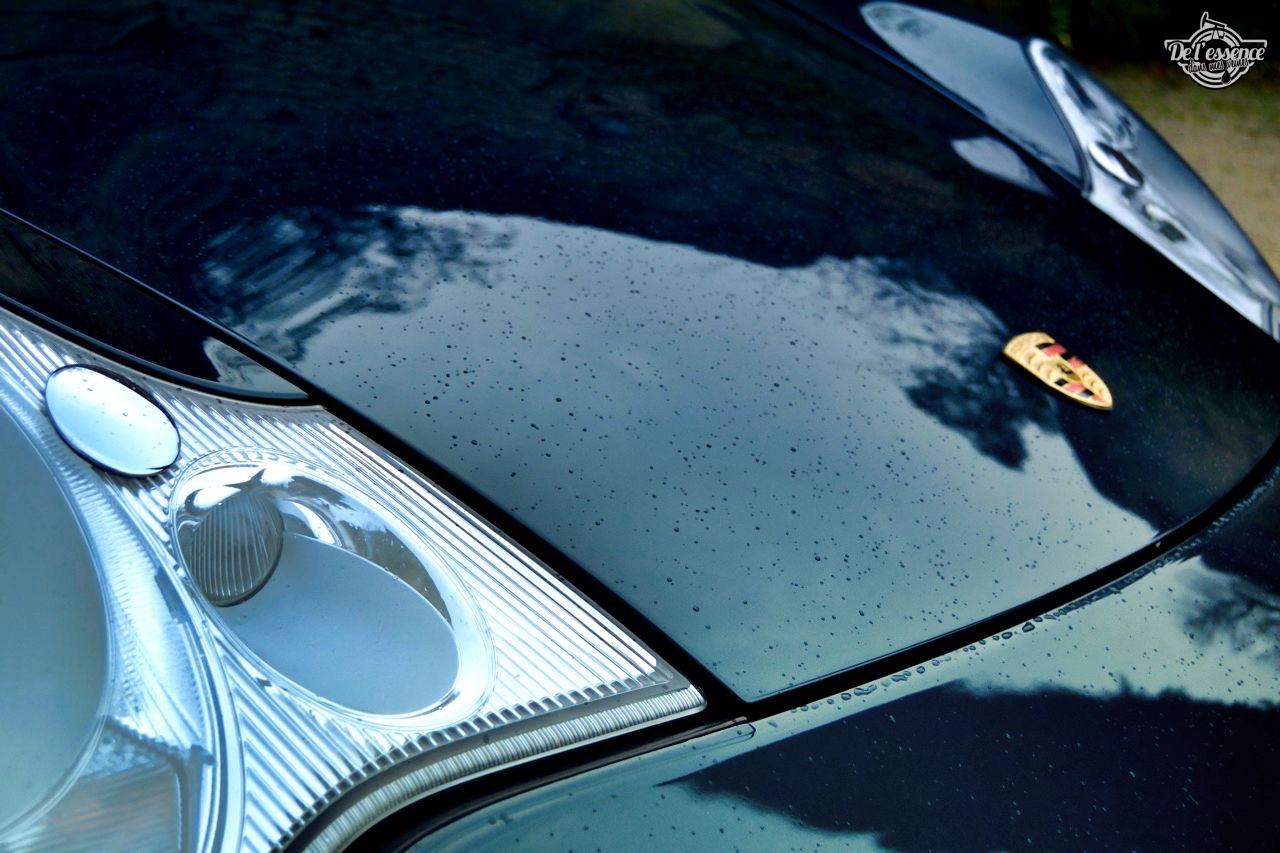Porsche 996 Carrera 4S Cab... 5 sur 5 ! 8