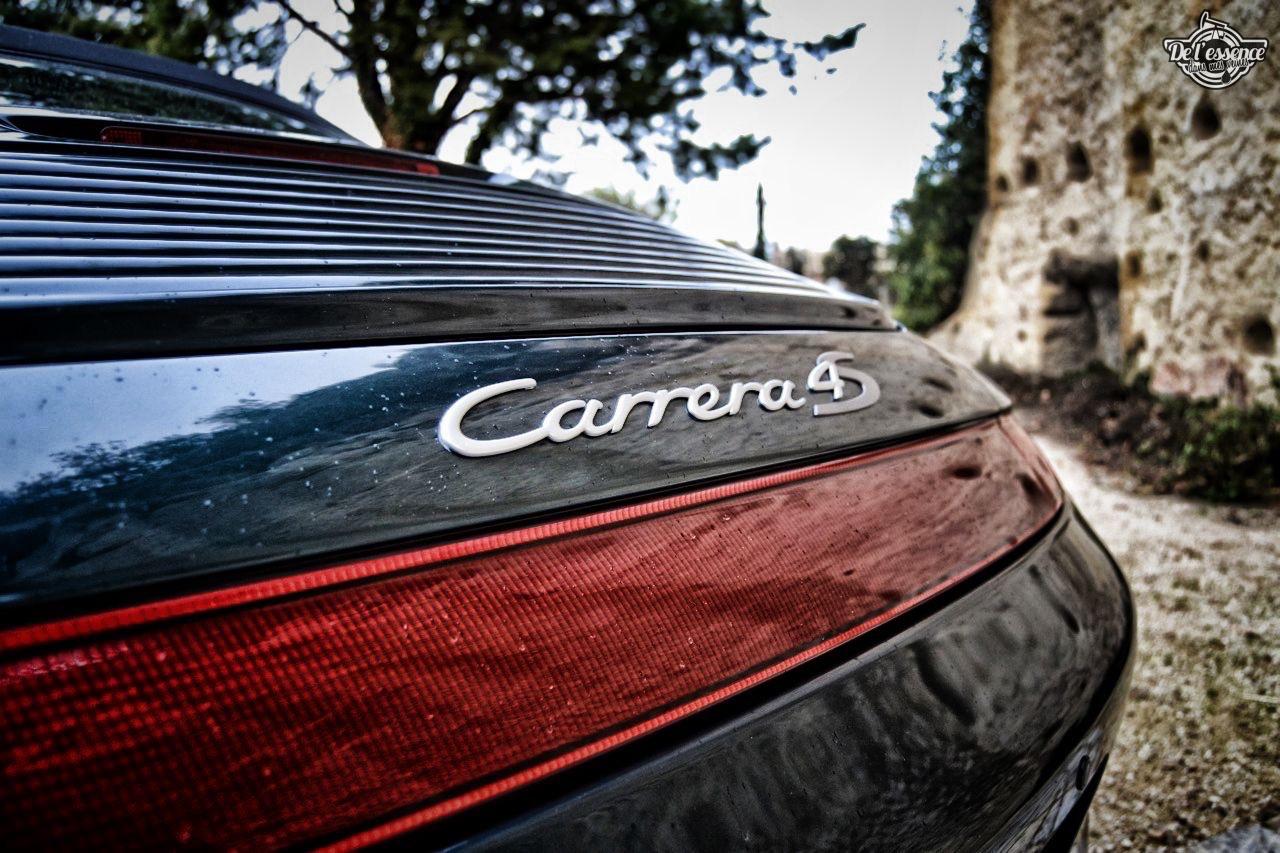 Porsche 996 Carrera 4S Cab... 5 sur 5 ! 1