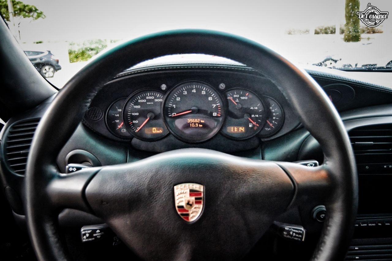 Porsche 996 Carrera 4S Cab... 5 sur 5 ! 12