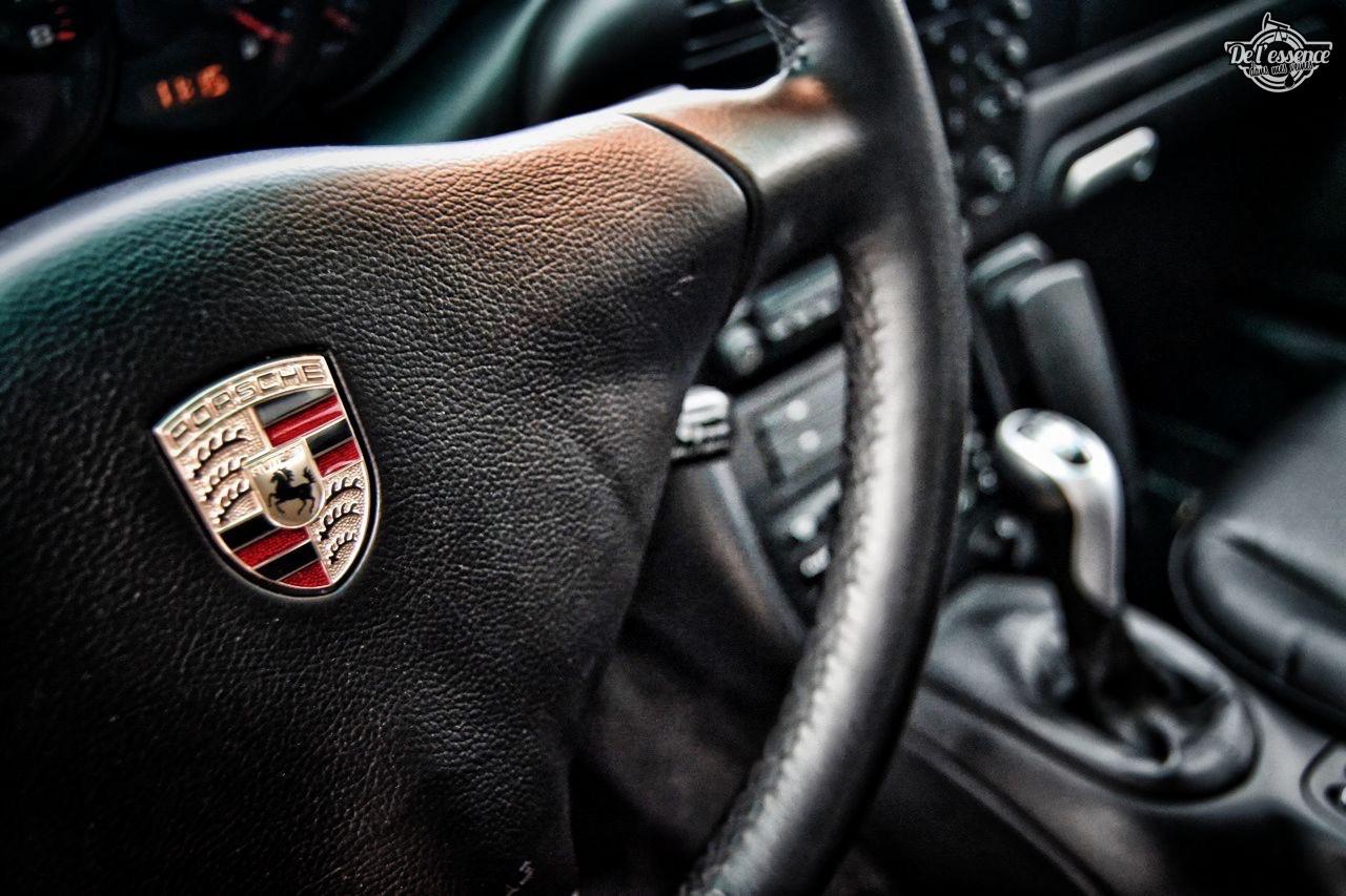 Porsche 996 Carrera 4S Cab... 5 sur 5 ! 11