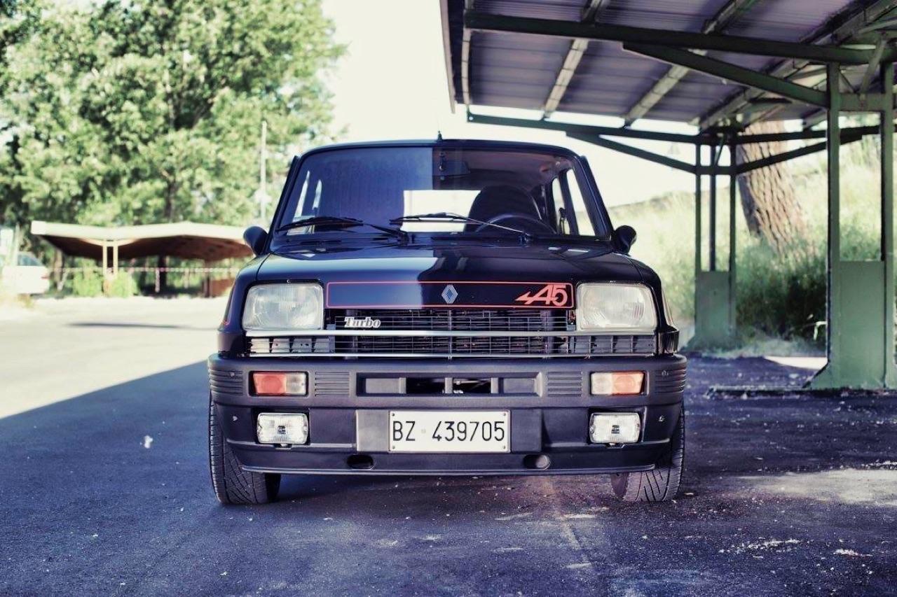 R5 Alpine Turbo... Avis de tempête sous l'capot ! 1