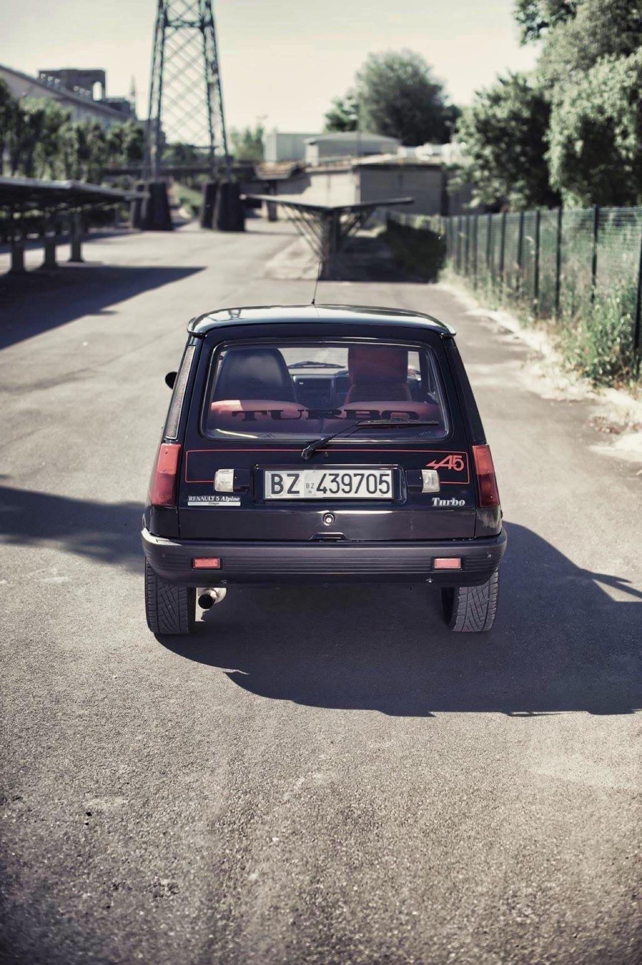 R5 Alpine Turbo... Avis de tempête sous l'capot ! 2
