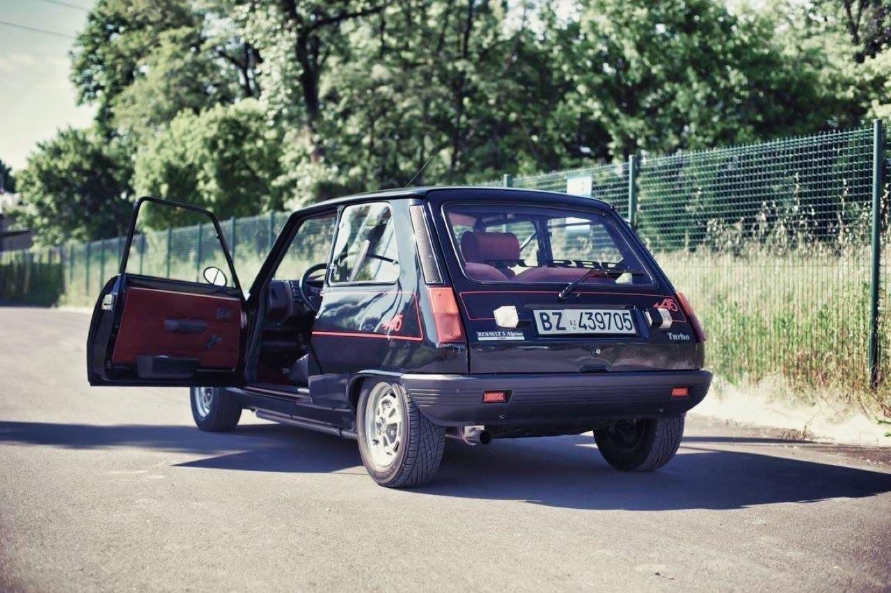 R5 Alpine Turbo... Avis de tempête sous l'capot ! 5