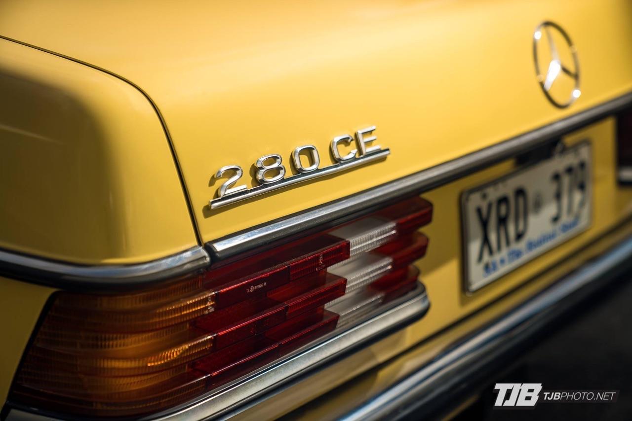 Slammed Mercedes C123... Le coupé qui traverse le temps ! 7