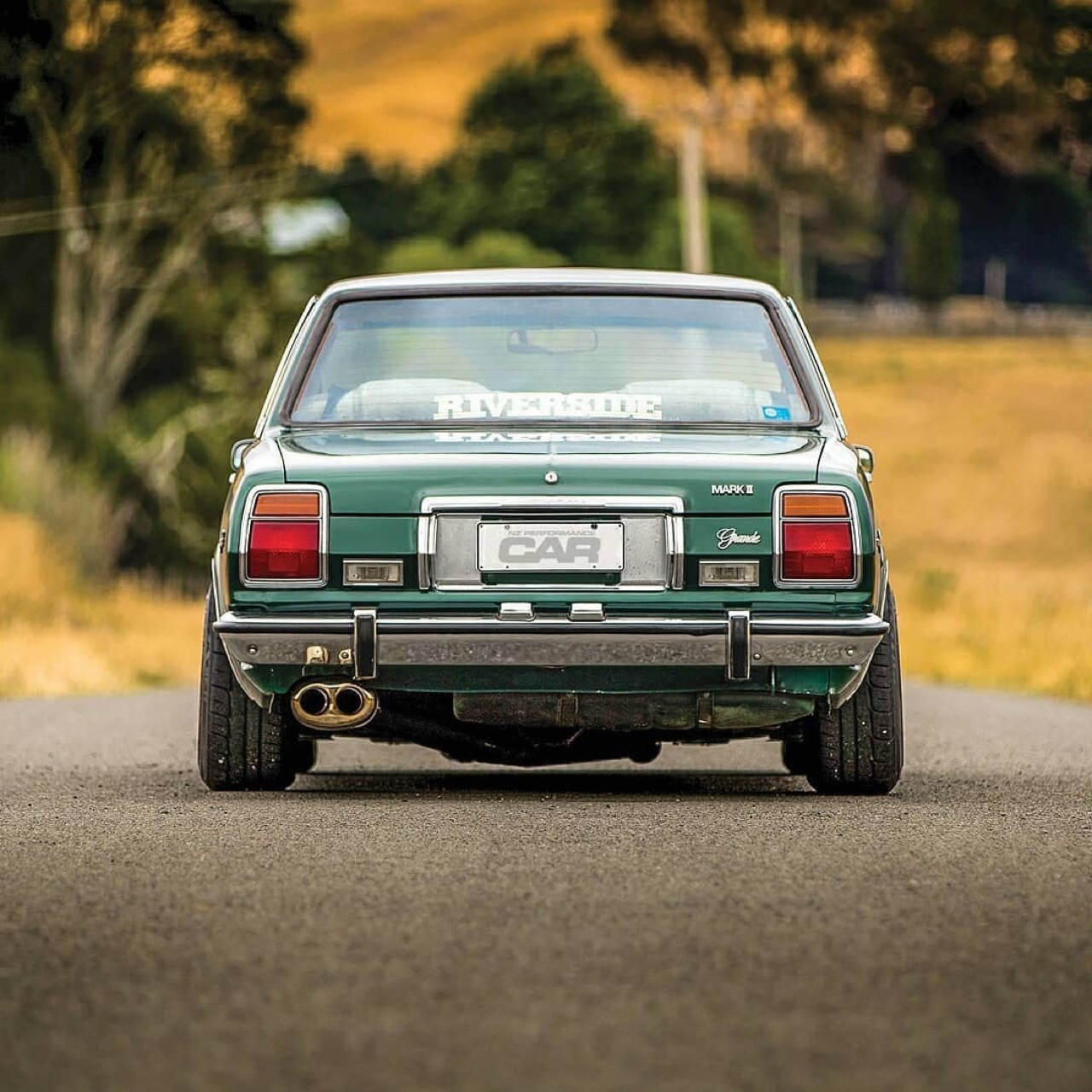 '79 Toyota Corona Mark II V12... Go kiwi go ! 7
