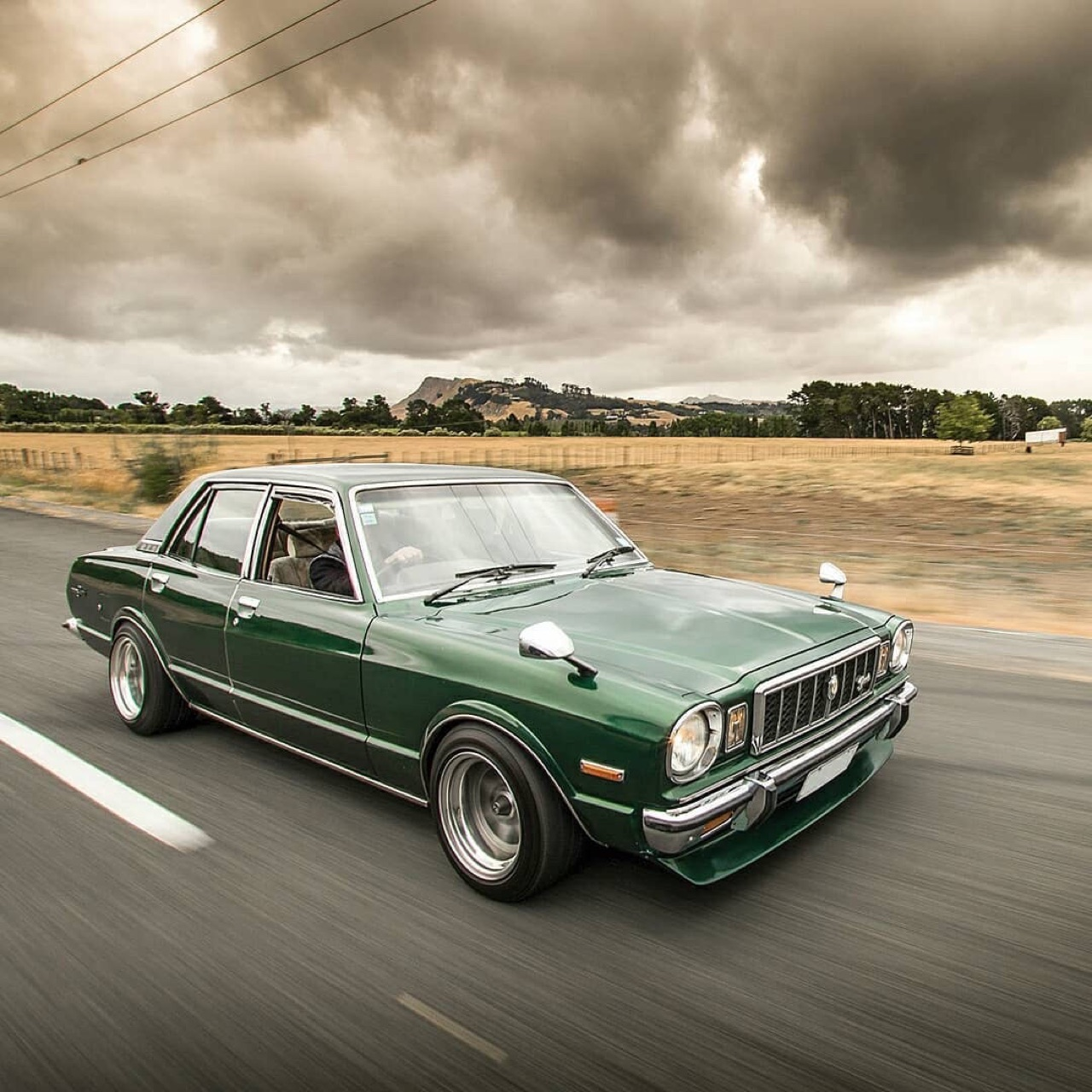 '79 Toyota Corona Mark II V12... Go kiwi go ! 6