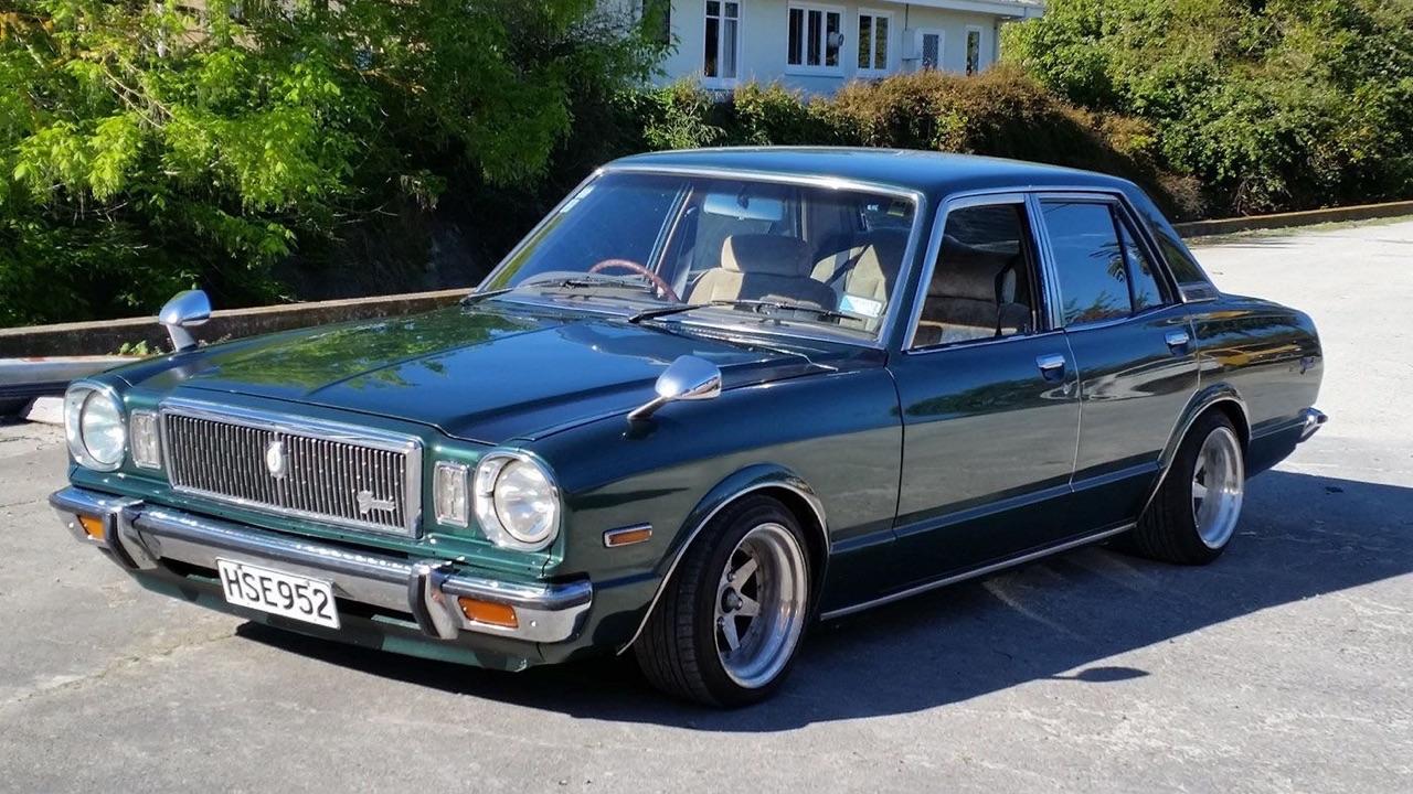 '79 Toyota Corona Mark II V12... Go kiwi go ! 2