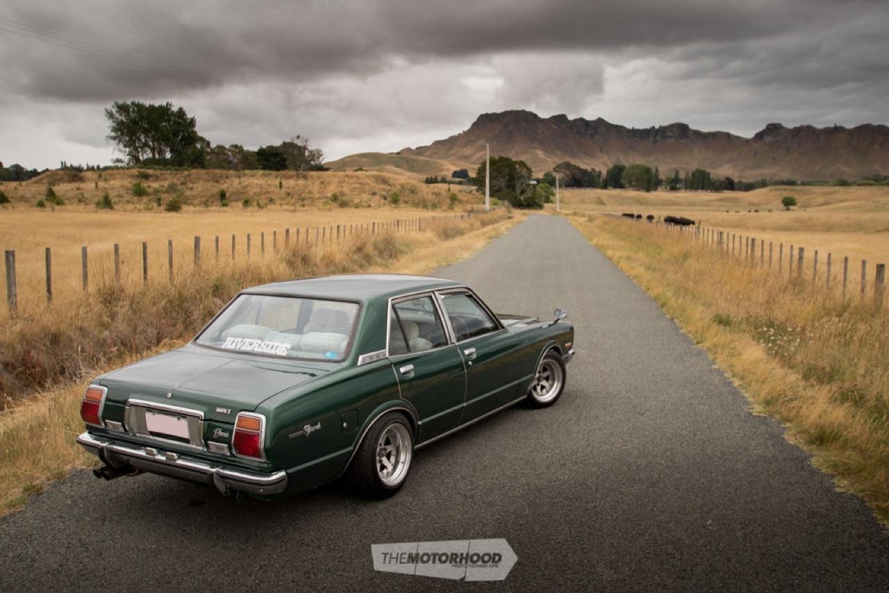 '79 Toyota Corona Mark II V12... Go kiwi go ! 10