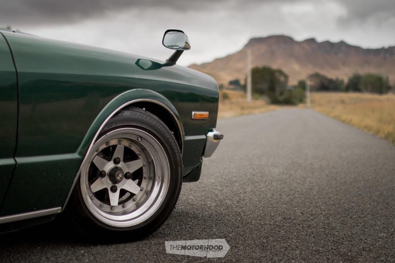 '79 Toyota Corona Mark II V12... Go kiwi go ! 14