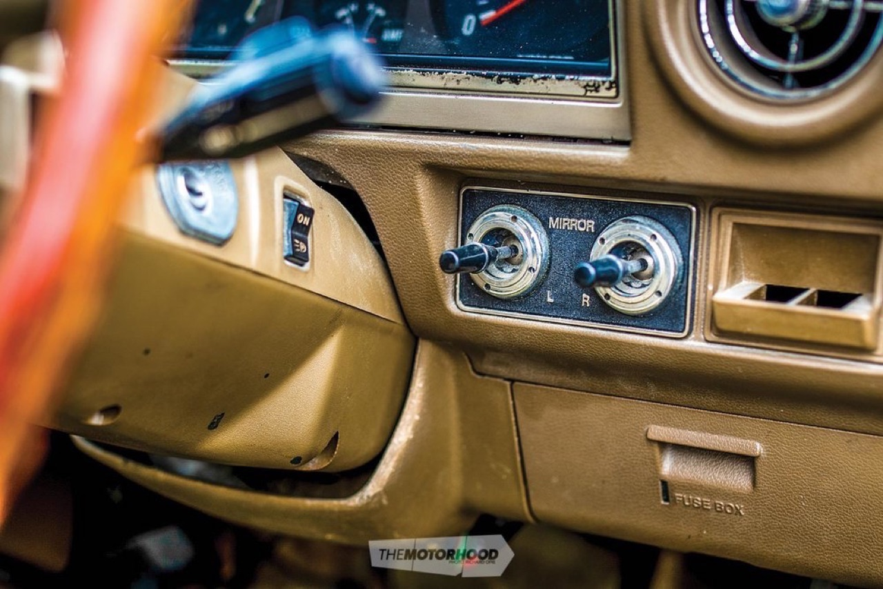 '79 Toyota Corona Mark II V12... Go kiwi go ! 9
