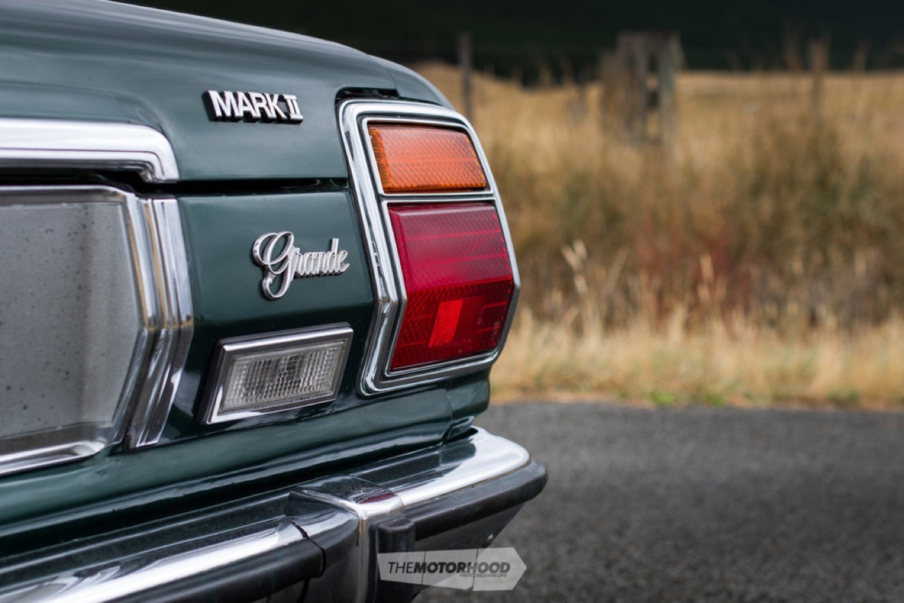 '79 Toyota Corona Mark II V12... Go kiwi go ! 1