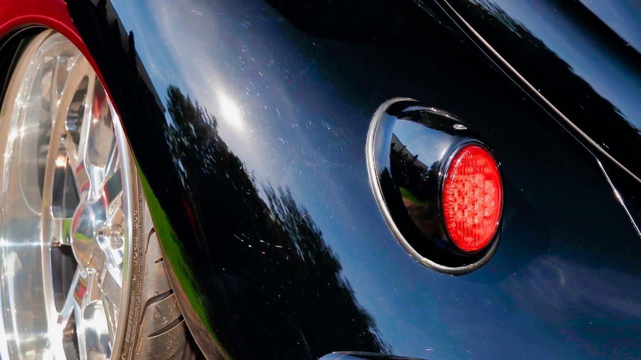 66 VW Cox cab... En rouge et noir ! 6