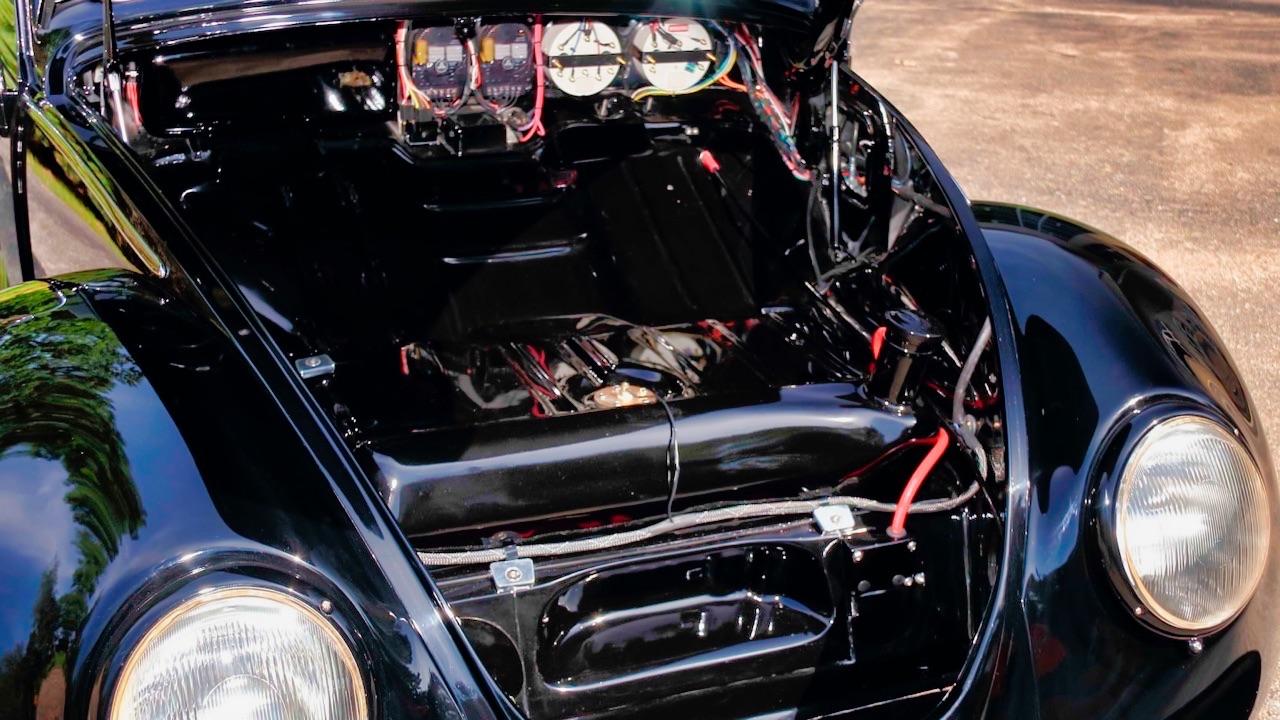 66 VW Cox cab... En rouge et noir ! 12