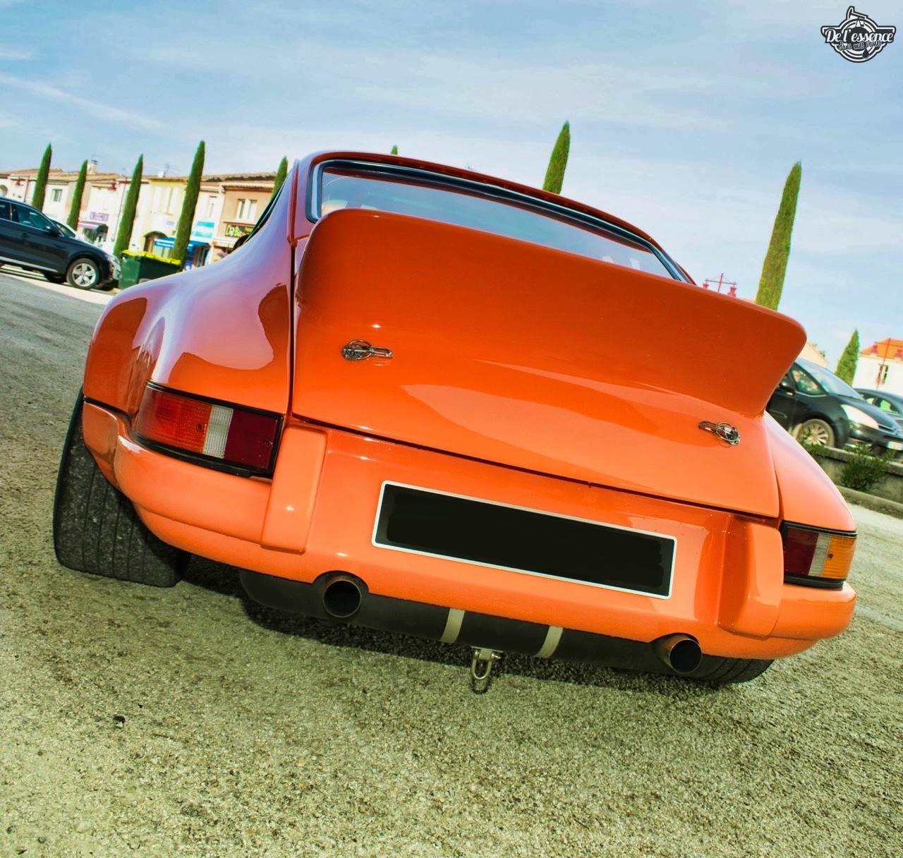 '72 Porsche 911 2.4 passée en mode RSR... C'est bon, c'est bio ! 19