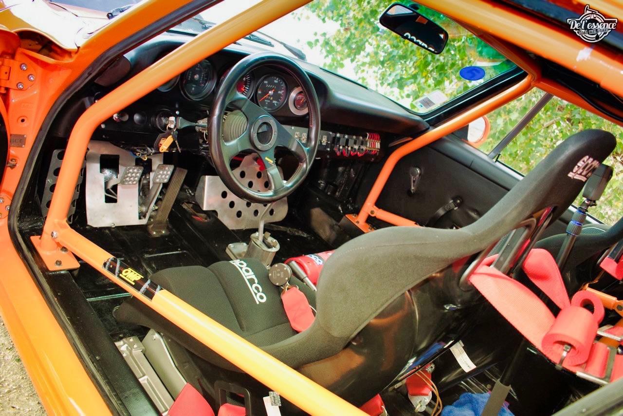 '72 Porsche 911 2.4 passée en mode RSR... C'est bon, c'est bio ! 13