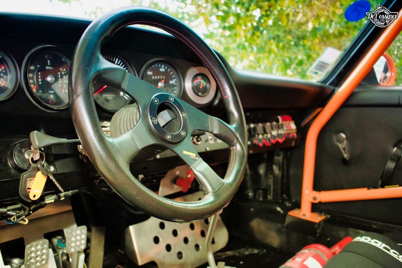 '72 Porsche 911 2.4 passée en mode RSR... C'est bon, c'est bio ! 16