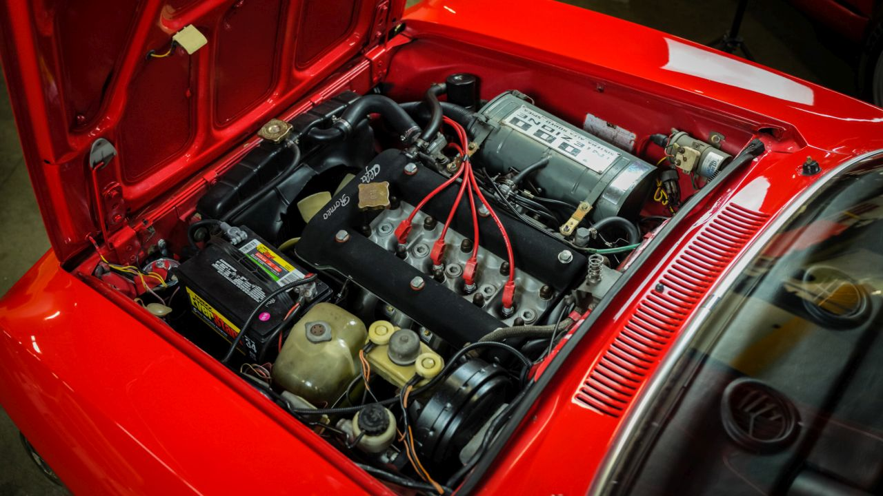 Alfa Romeo GT 2000 Veloce - Rêve à 4 pattes 10