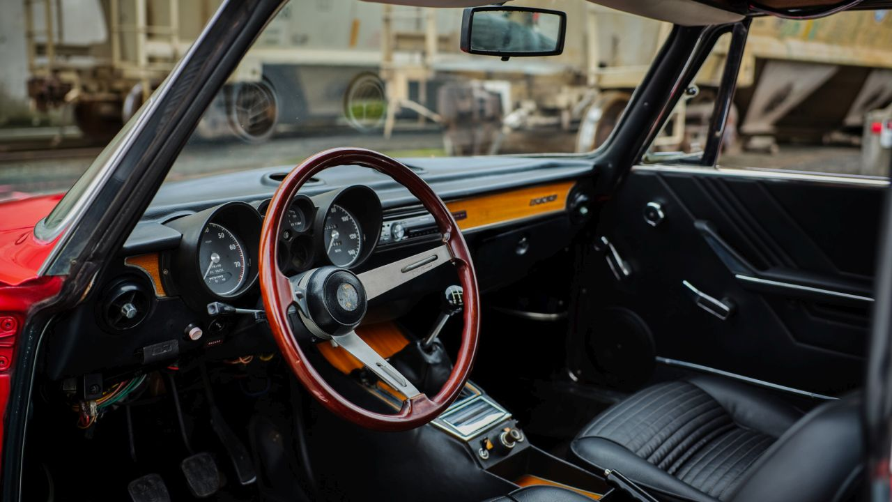 Alfa Romeo GT 2000 Veloce - Rêve à 4 pattes 21