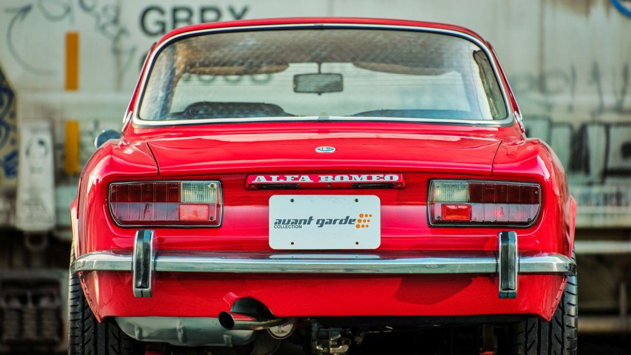 Alfa Romeo GT 2000 Veloce - Rêve à 4 pattes 15
