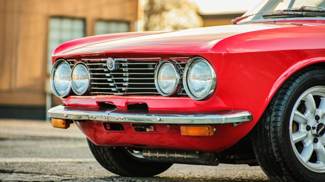 Alfa Romeo GT 2000 Veloce - Rêve à 4 pattes 8