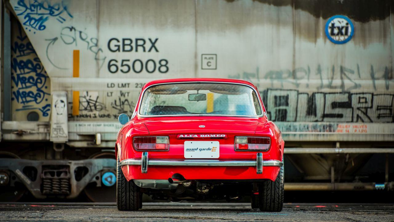 Alfa Romeo GT 2000 Veloce - Rêve à 4 pattes 11