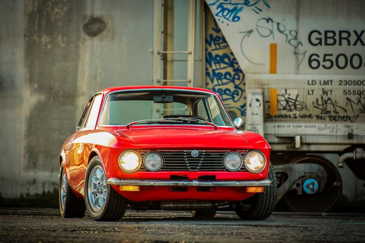Alfa Romeo GT 2000 Veloce - Rêve à 4 pattes 9