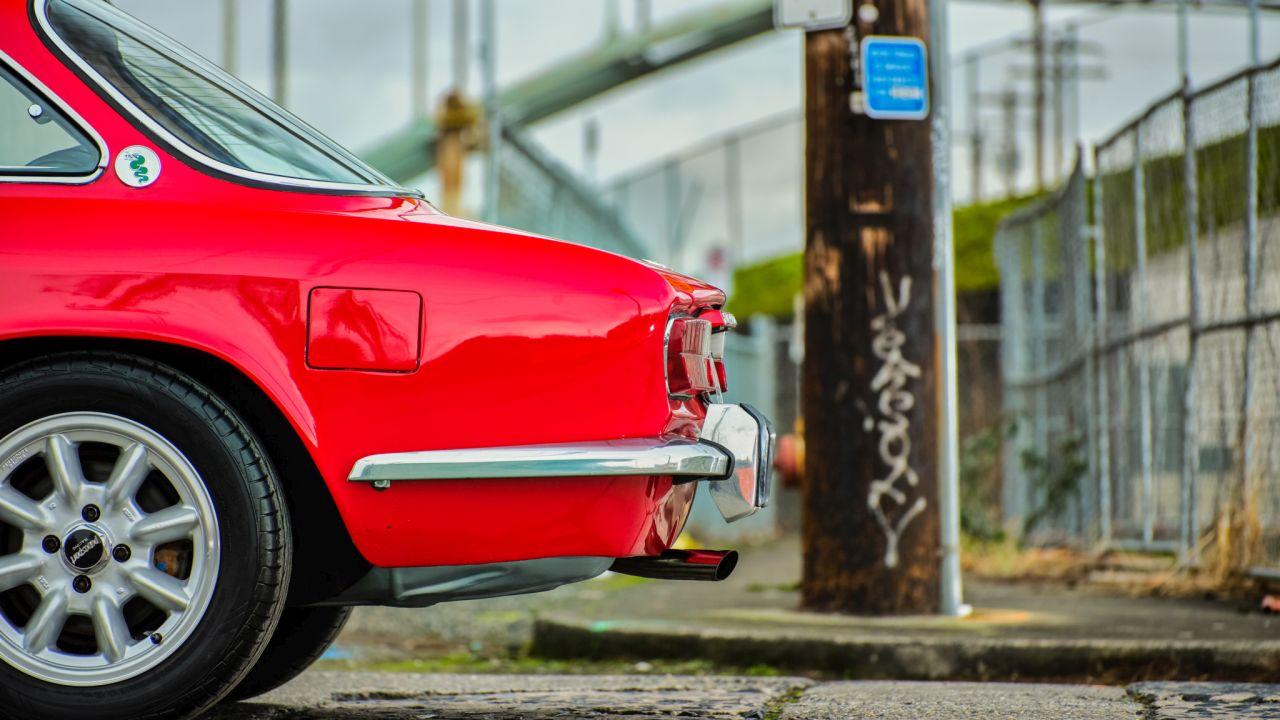 Alfa Romeo GT 2000 Veloce - Rêve à 4 pattes 22