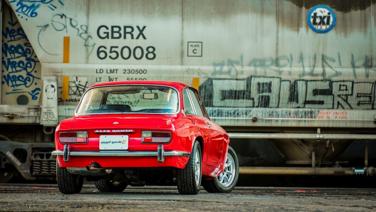 Alfa Romeo GT 2000 Veloce - Rêve à 4 pattes 5
